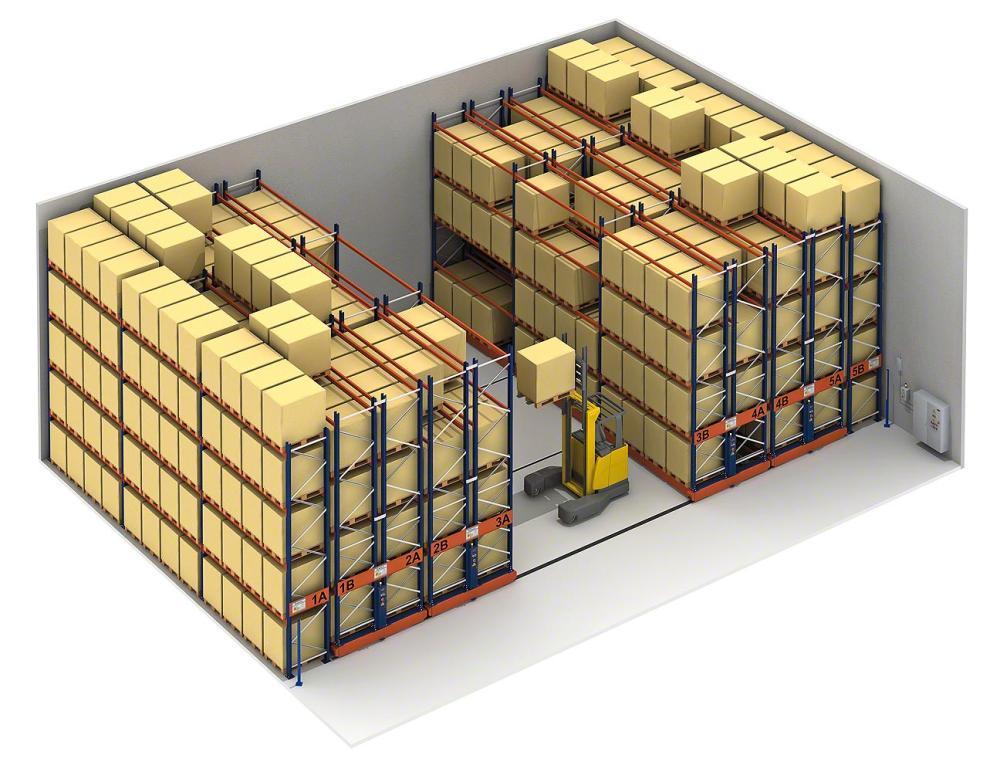 Dễ dàng truy xuất hàng hóa