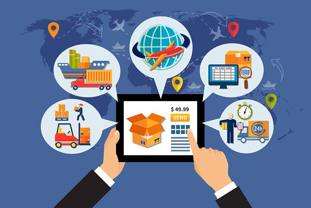 Dịch vụ vận chuyển có vai trò quan trọng trong logistics