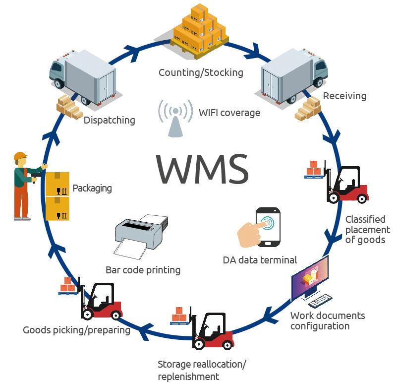 phần mềm WMS